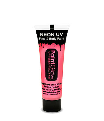 Paintglow UV Face & Body Paint (Baby Pink)