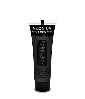 Paintglow UV Face & Body Paint (Black)