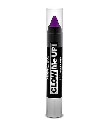 Paintglow UV Paint Stick (Violet)