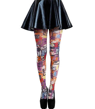 Pamela Mann Style Up Tights (Multi)