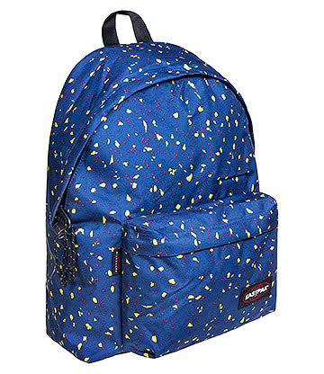 Eastpak Speckles Pak'r Backpack (Blue)