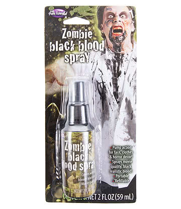 Blue Banana Fake Blood Spray (59ml)