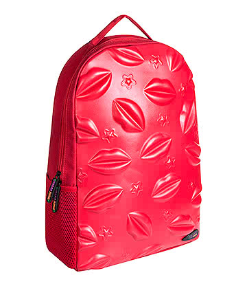 Urban Junk 3D Star Kissed Backpack (Red)