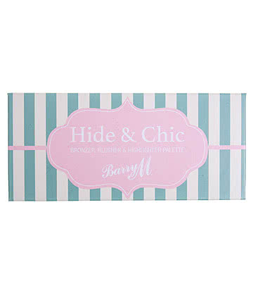 Barry M Hide & Chic Cheek Palette (Multi)