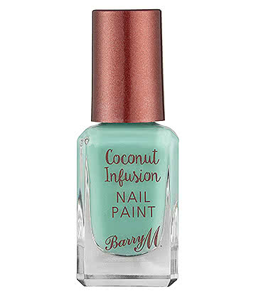 Barry M Coconut Infusion Nail Paint (Bikini)