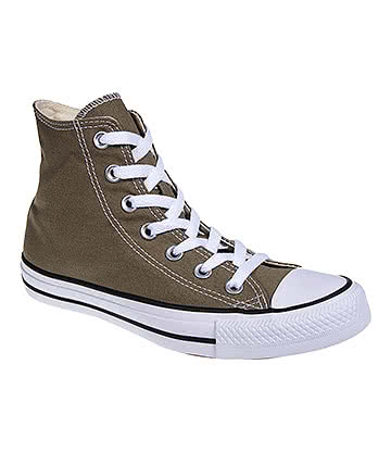 Converse All Star Hi Top Boots (Jute)