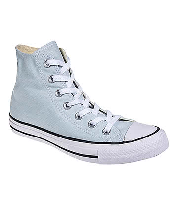 Converse All Star Hi Top Boots (Polar Blue)