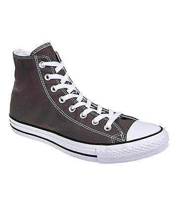 Converse All Star Hi Top Boots (Charcoal)