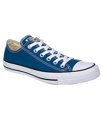 Converse All Star Ox Shoes (Blue Lagoon)
