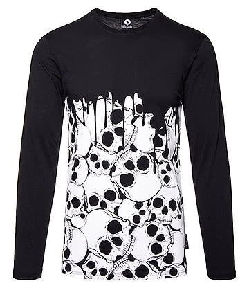 Fearless Illustration Melt With You Top (Black)
