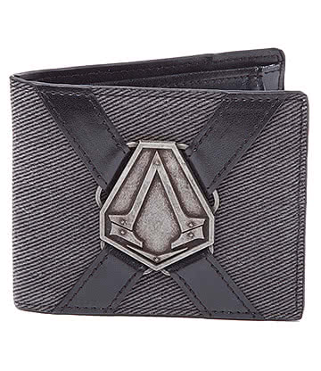 Assassin's Creed Syndicate Wallet (Black)