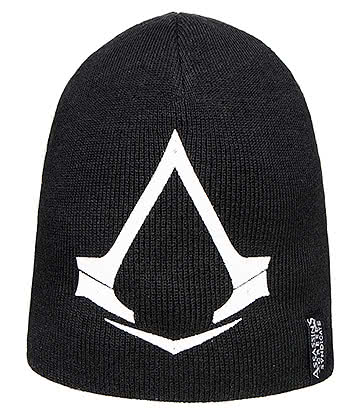 Assassin's Creed Syndicate Beanie Hat (Black)