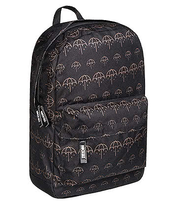 RockSax X Bring Me The Horizon Umbrella Backpack (Black/Gold)