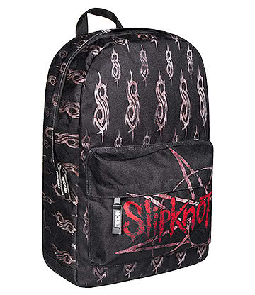 RockSax X Slipknot Wait & Bleed Backpack (Black)
