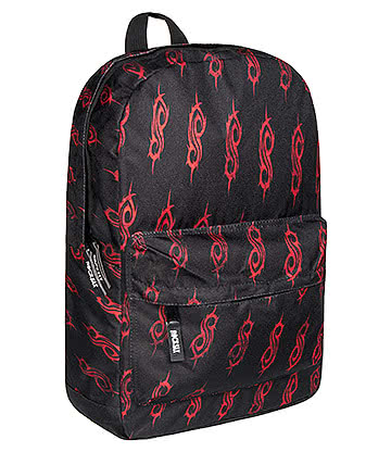 RockSax X Slipknot Iowa Backpack (Black)