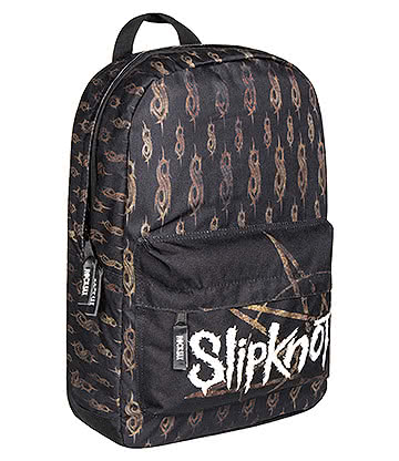 RockSax X Slipknot Psychosocial Backpack (Black)