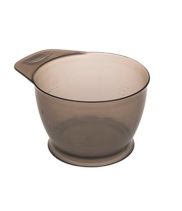 Hair Dye Mixing Bowl (Grey)