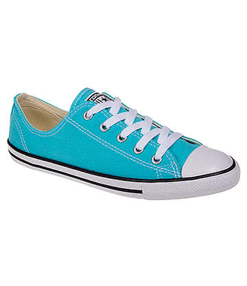 Converse All Star Dainty Ox Shoes (Fresh Cyan)