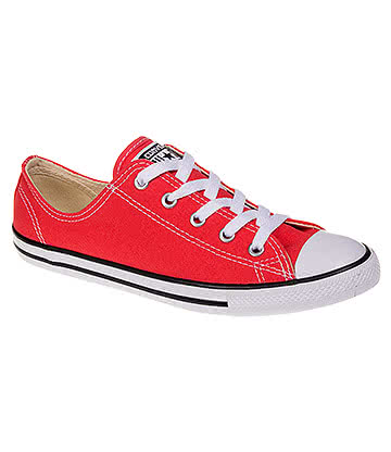 Converse All Star Dainty Shoes (Ultra Red)