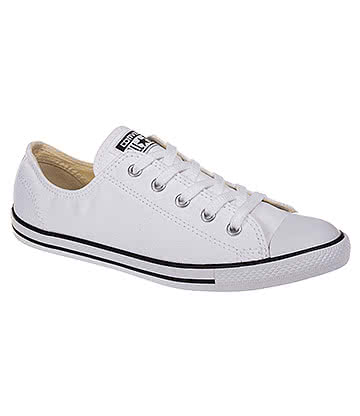 Converse All Star Dainty Shoes (White Mono)