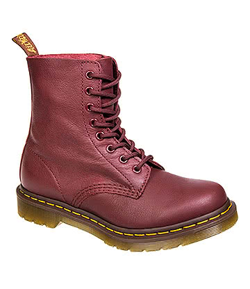 Dr Martens Pascal Boots (Cherry Red)