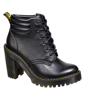 Dr Martens Persephone Boots (Black)