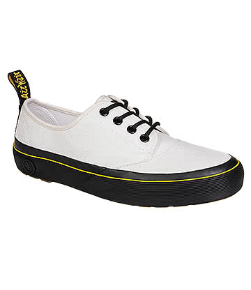 Dr Martens Jacy Shoes (White)