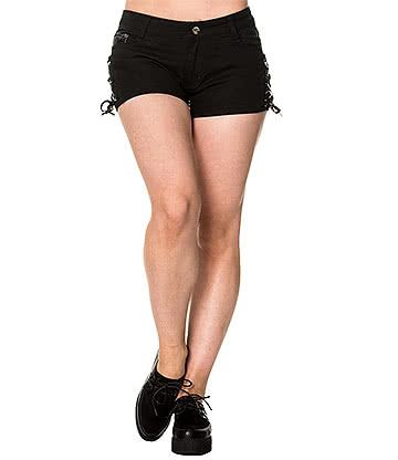 Banned Wild Imagination Shorts (Black)