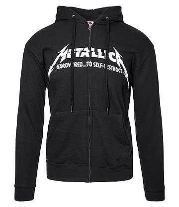 Official Metallica Hardwired Hoodie (Black)
