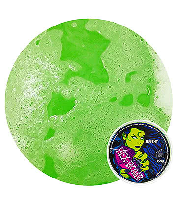 Hex Bomb Bath Bomb (Serpent)