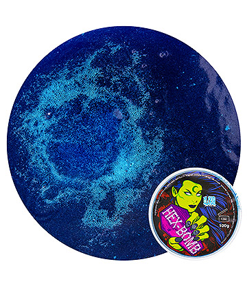 Hex Bomb Bath Bomb (Blue Elixir)