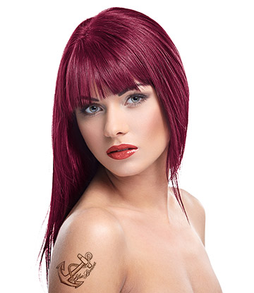 Herman's Amazing Semi-Permanent Hair Colour 115ml (Ruby Red)