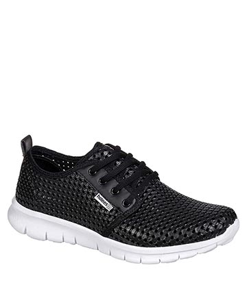 Holees Roamer Shoes (Black/White)