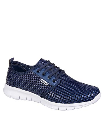 Holees Roamer Shoes (Navy/White)