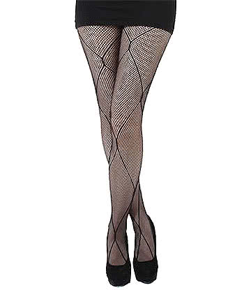 Pamela Mann X Line Tights (Black)