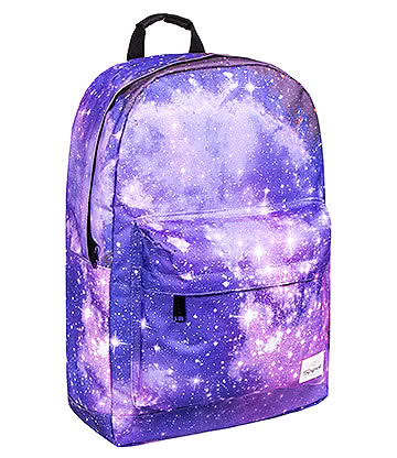 Spiral Galaxy Saturn OG Backpack (Multicoloured)