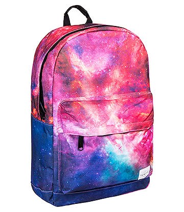 Spiral Galaxy Interstellar OG Backpack (Multicoloured)