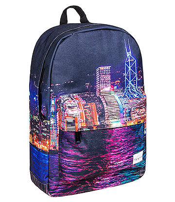 Spiral Neon City OG Backpack (Multicoloured)