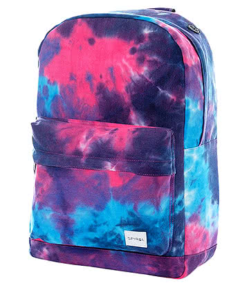 Spiral Tiedye Daze OG Backpack (Multicoloured)