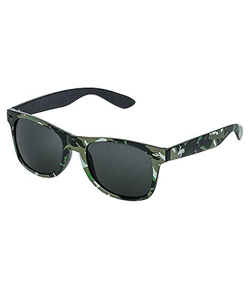 Hype Camo Sunglasses (Green)