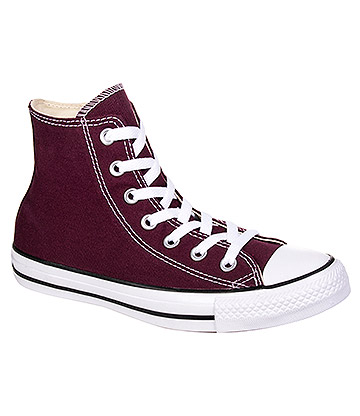 Converse All Star Hi Top Boots (Dark Sangria)