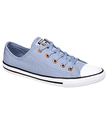 Converse All Star Dainty Ox Shoes (Blue Slate)
