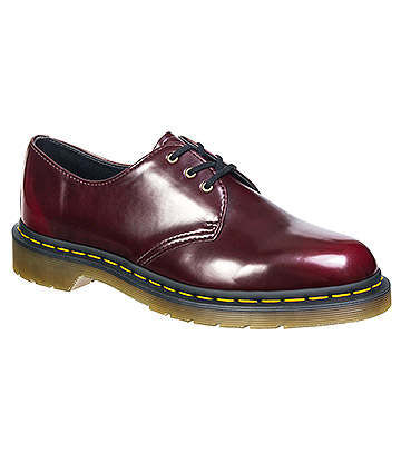 Dr Martens 1461 Vegan Shoes (Cherry Red)