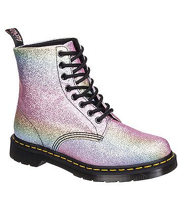 Dr Martens Glitter Pascal Boots (Multicoloured)