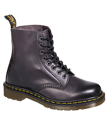 Dr Martens Pascal Antique Temperley Boots (Charcoal)