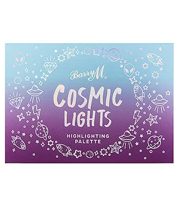 Barry M Cosmic Lights Highlighting Palette (Multicoloured)