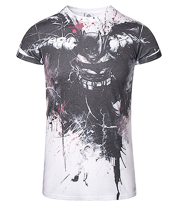 DC Comics Flying Batman T Shirt (Multicoloured)