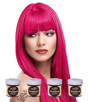 La Riche Directions Colour Hair Dye 4 Pack 88ml (Tulip)