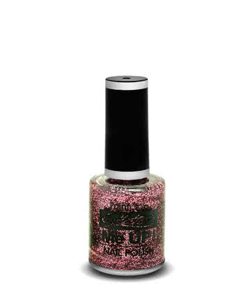 Paintglow Glitter Me Up Nail Polish (Pink)