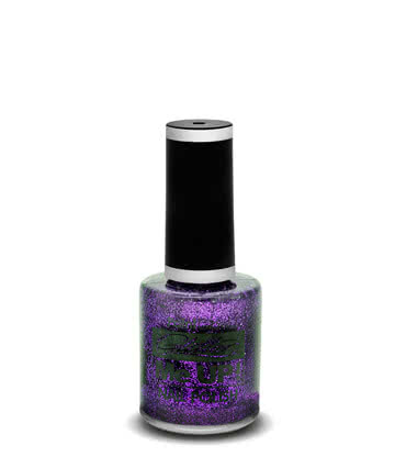 Paintglow Glitter Me Up Nail Polish (Fuchsia)